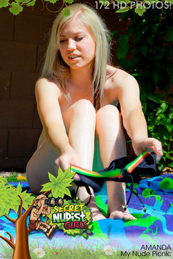 Preview Amanda My Nude Picnic