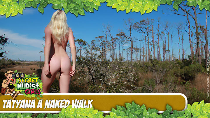 Tatyana in Tatyana Island Frolic - Play Video!